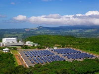 1MW太陽光発電設備