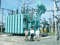 EPZAカビテ33KV配電設備設計施工
