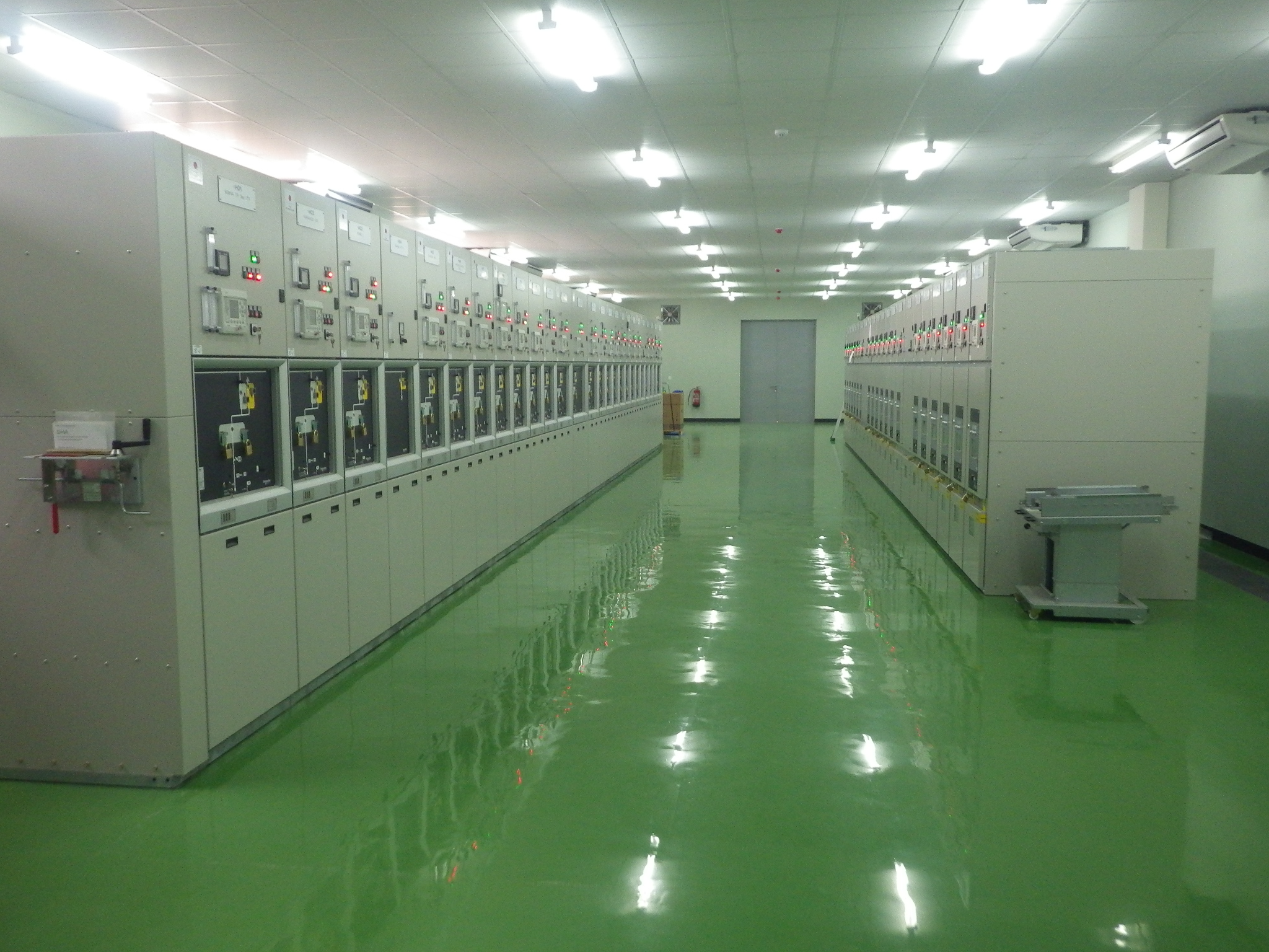 ILALA Substation - Switchgear room