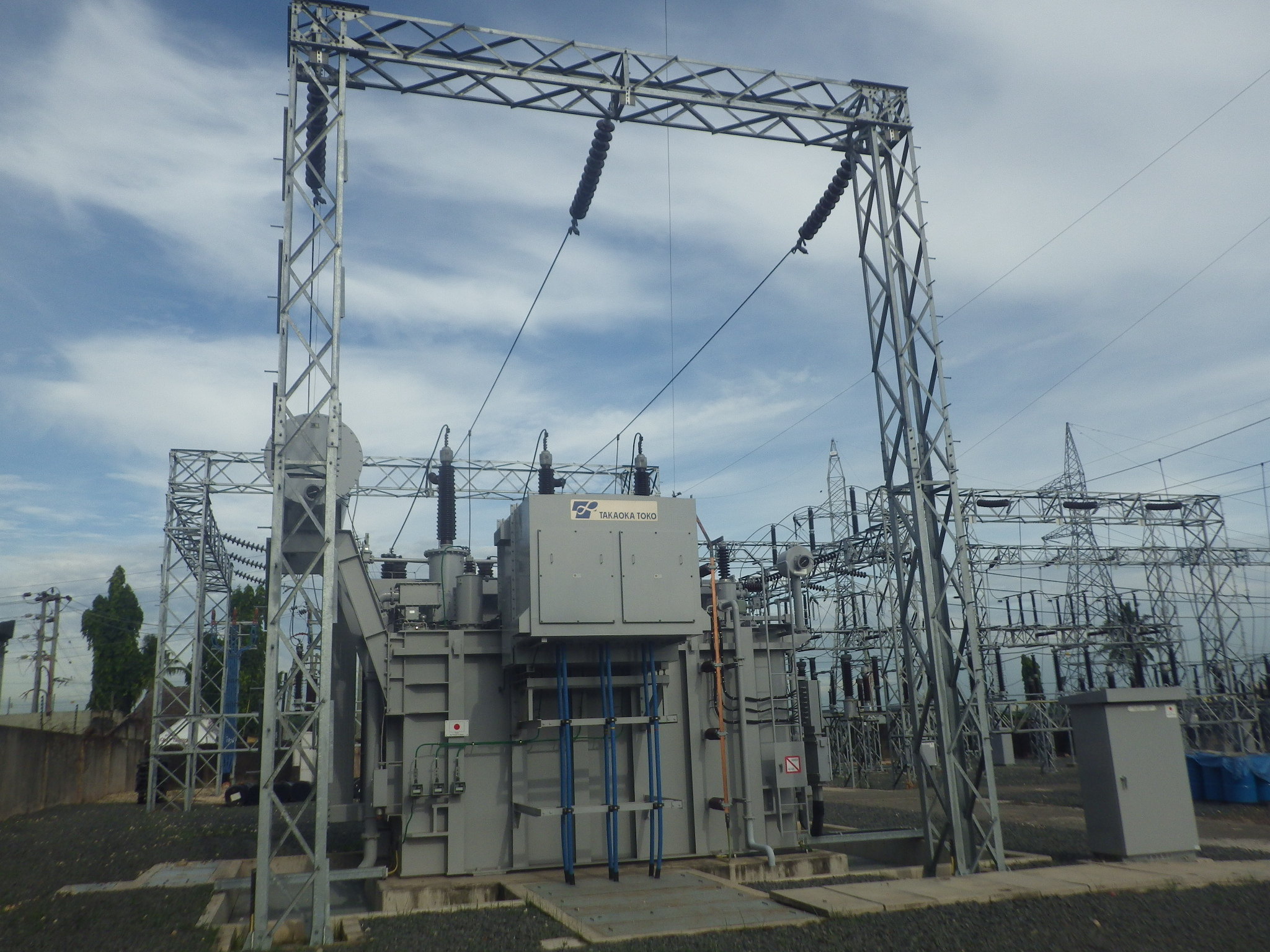 ILALA Substation - Transformers