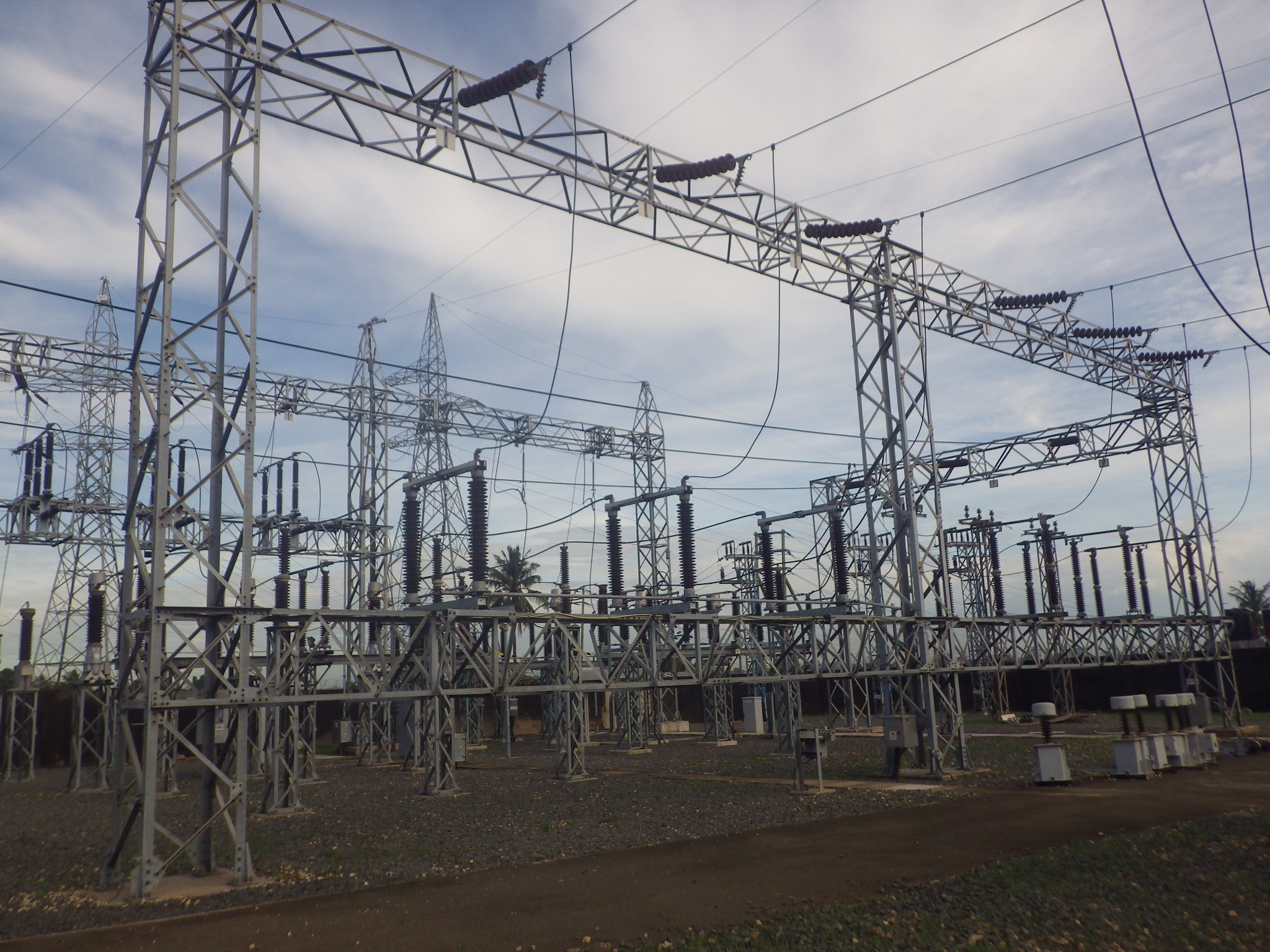 132KV Switch yard