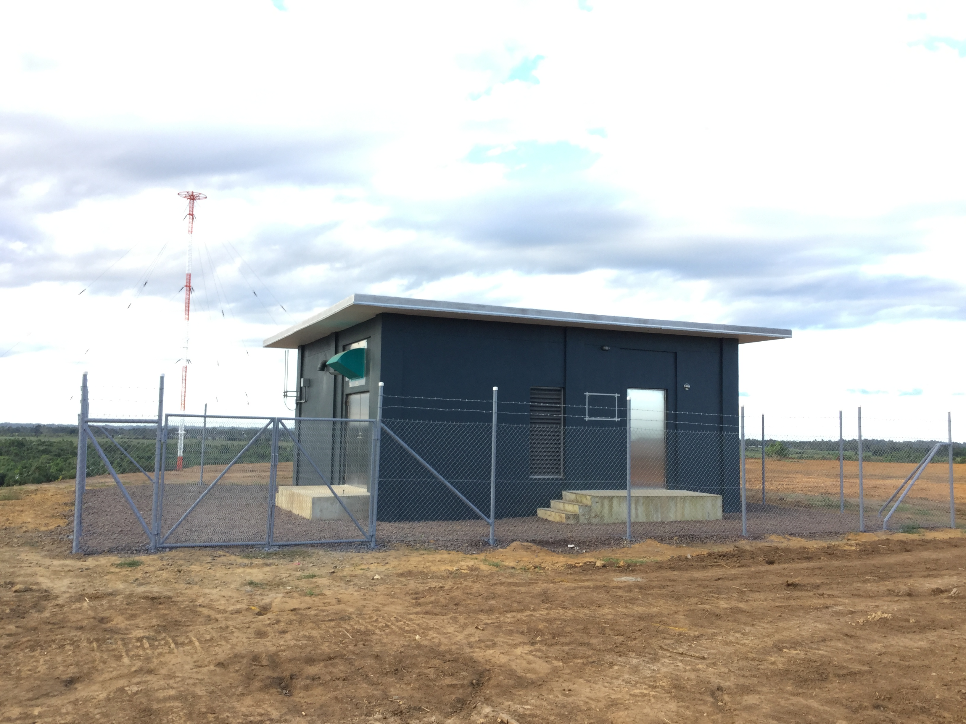 New Transmitter House (August, 2017)