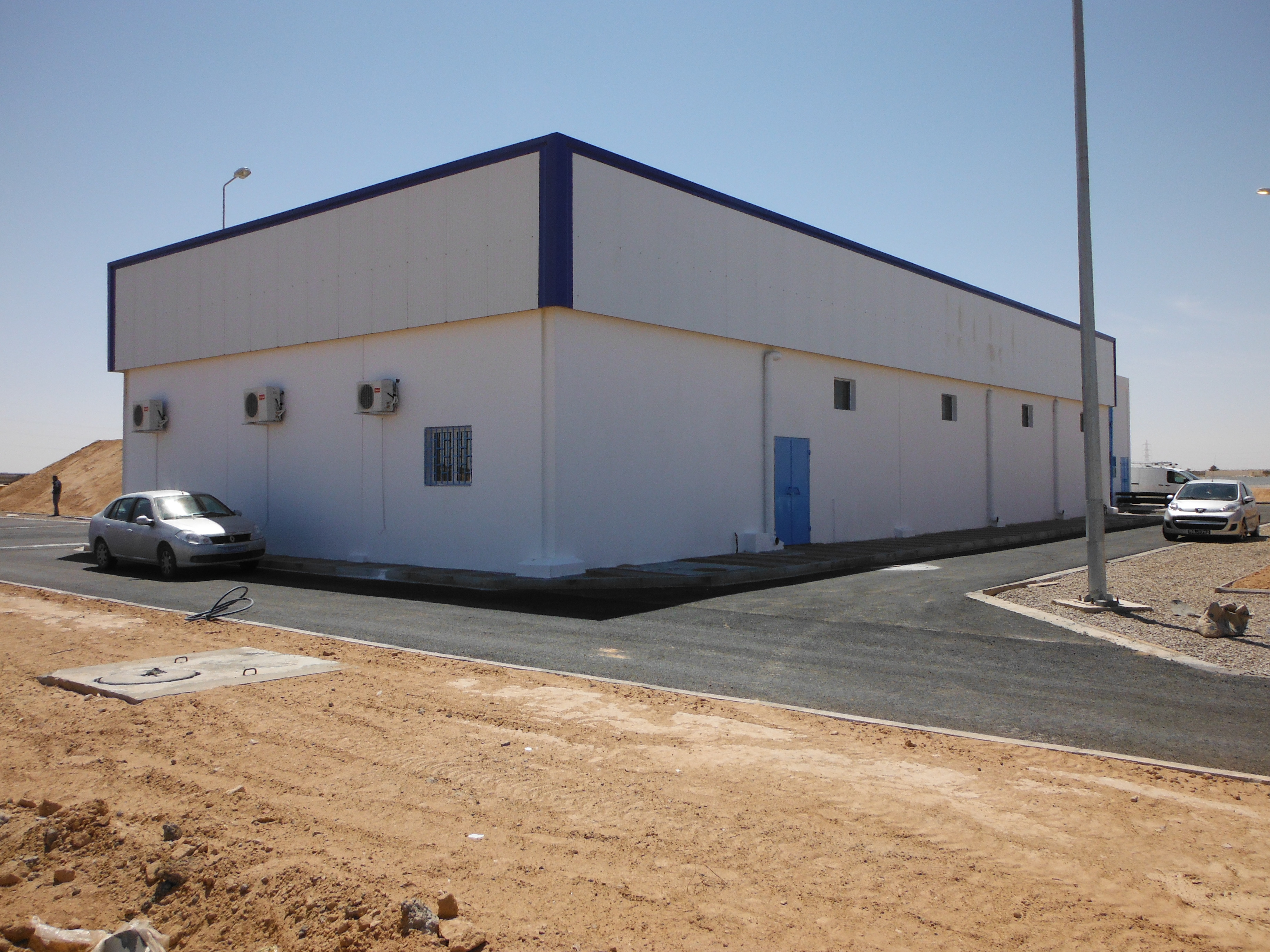RO building